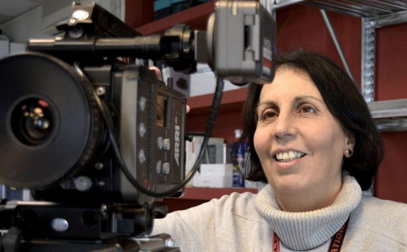 A directora Manane Rodríguez recibirá o premio Pedigree de Cans