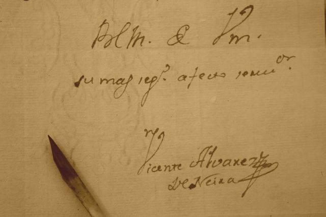 <i>Vicente Álvarez de Neira, arquiveiro (1717-1784)</i> pode verse ata o 7 de sestembro