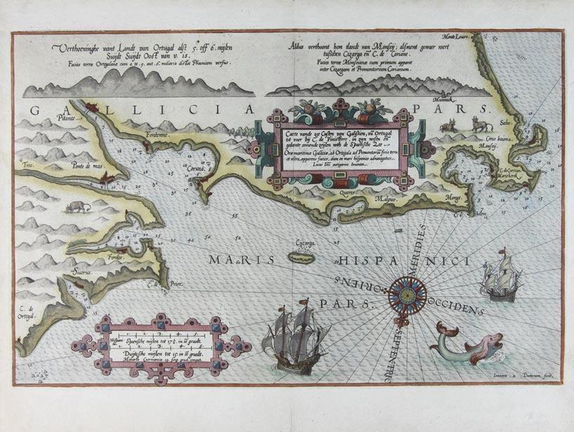 Galer�a: <i>Cartograf�a antiga de Galicia</i>