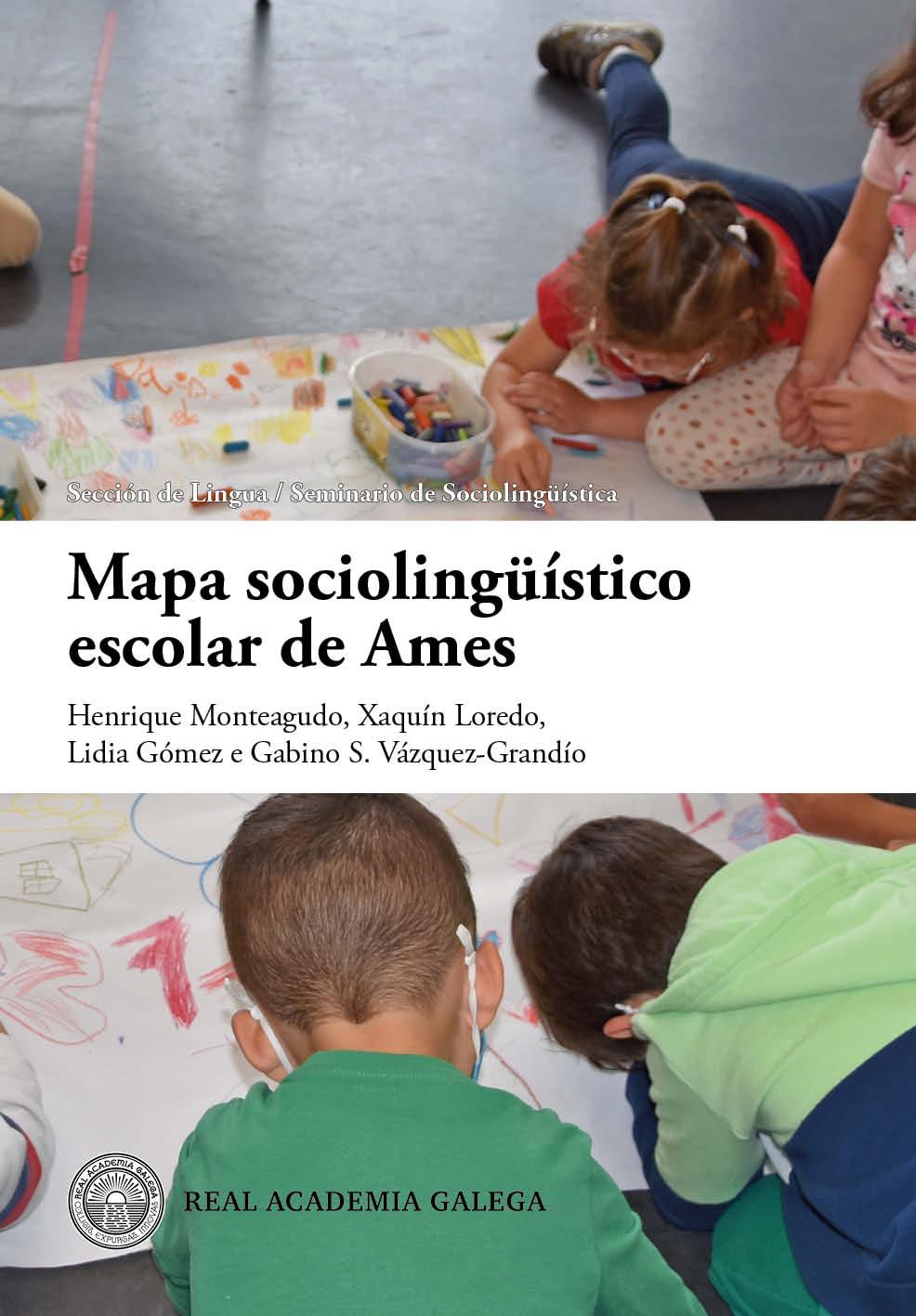O <i>Mapa sociolingüístico escolar de Ames</i> pode descargarse do web da Academia