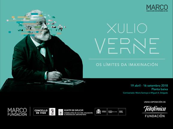 Comeza a nova etapa do MARCO coa exposición 'Xulio Verne. Os límites da imaxinación'