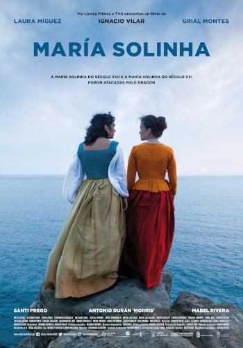cartaz de María Solinha