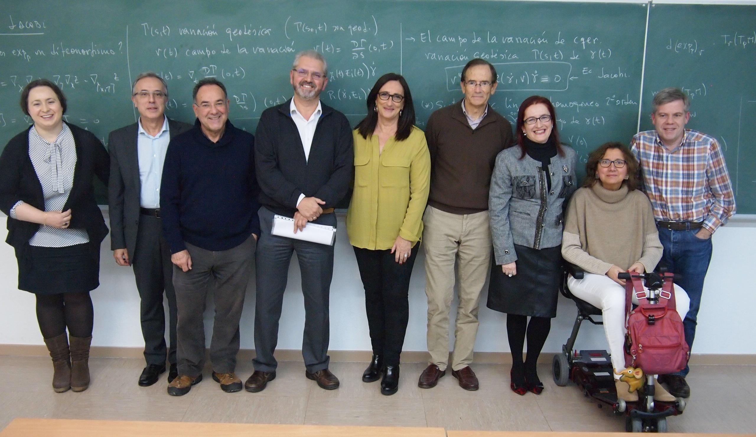 A USC figura entre os 100 primeiros postos do mundo nesta disciplina e acubilla dous dos matemáticos máis citados