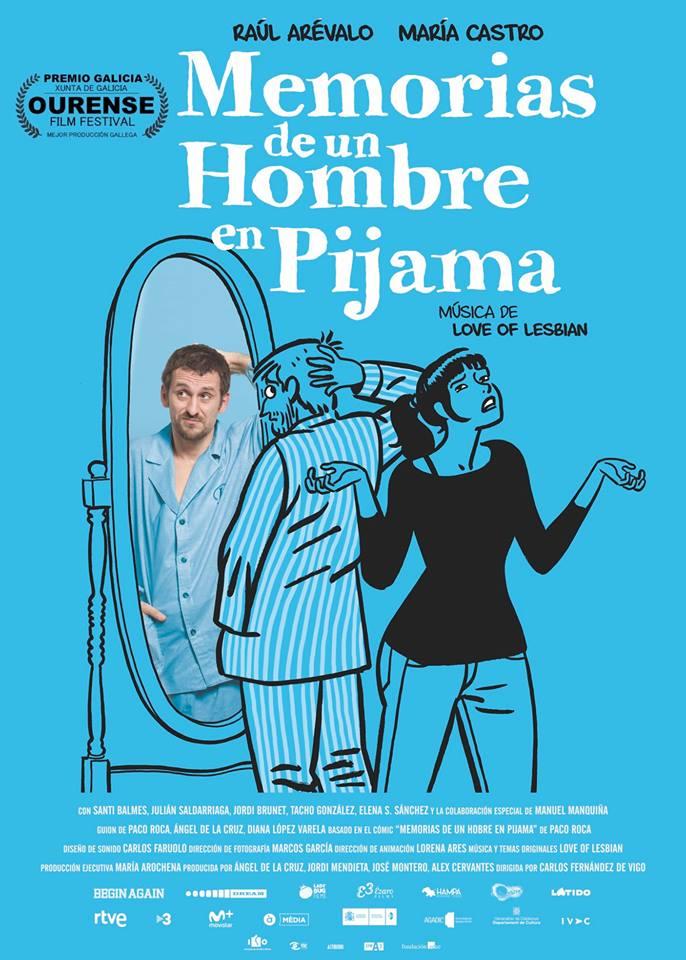 O filme está dirixido por Carlos Fernández de Vigo e conta con Ángel de la Cruz e Diana López Varela ao guión