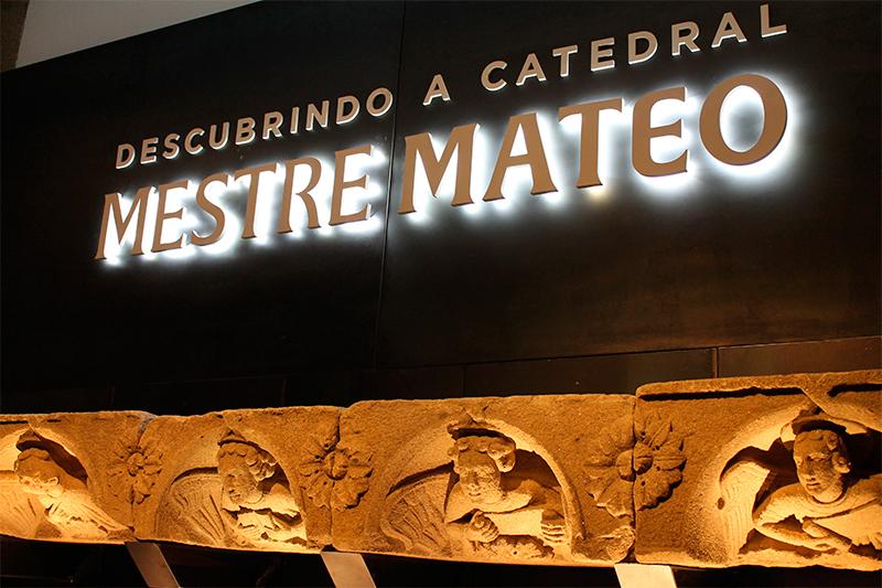 A Catedral de Santiago crea un novo espazo expositivo sobre o Mestre Mateo