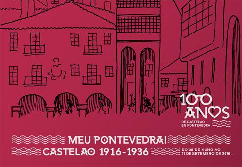 O Museo de Pontevedra localiza os debuxos orixinais do álbum <i>Nós</i> de Castelao