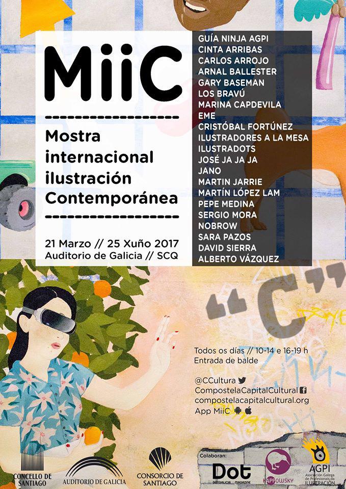 O Auditorio de Galicia amosará cen pezas de creadores galegos e internacionais