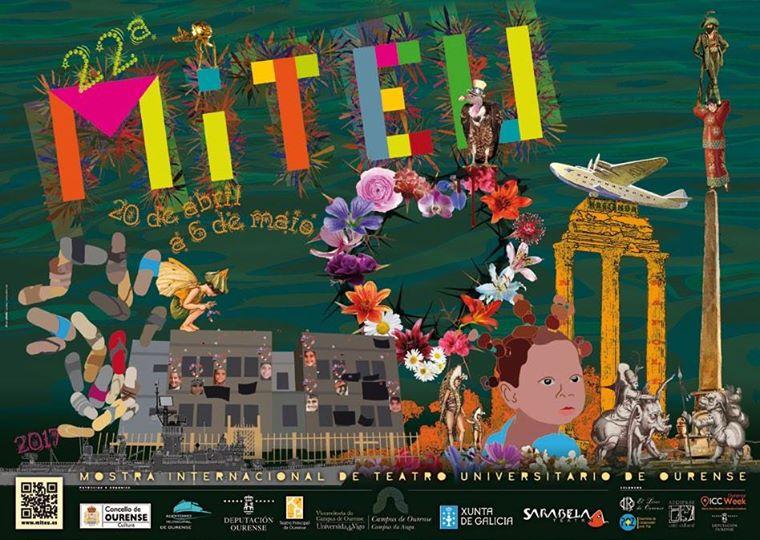 Ourense acollerá 30 compañías de teatro na XXII MITEU