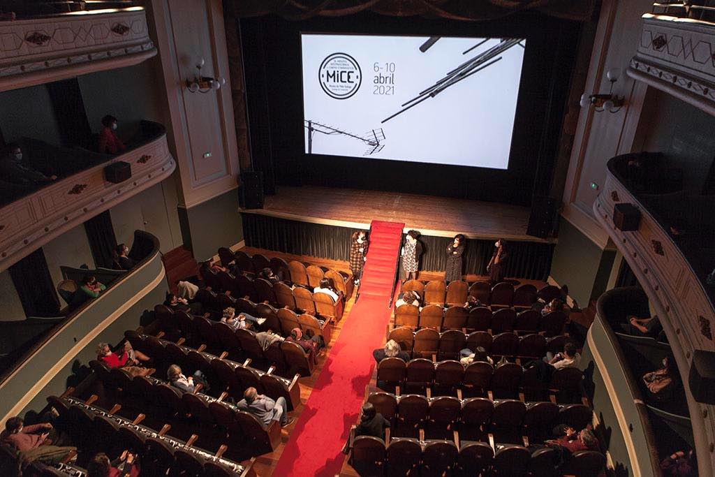 A Mostra Internacional de Cinema Etnográfico fechou as portas este dez de abril