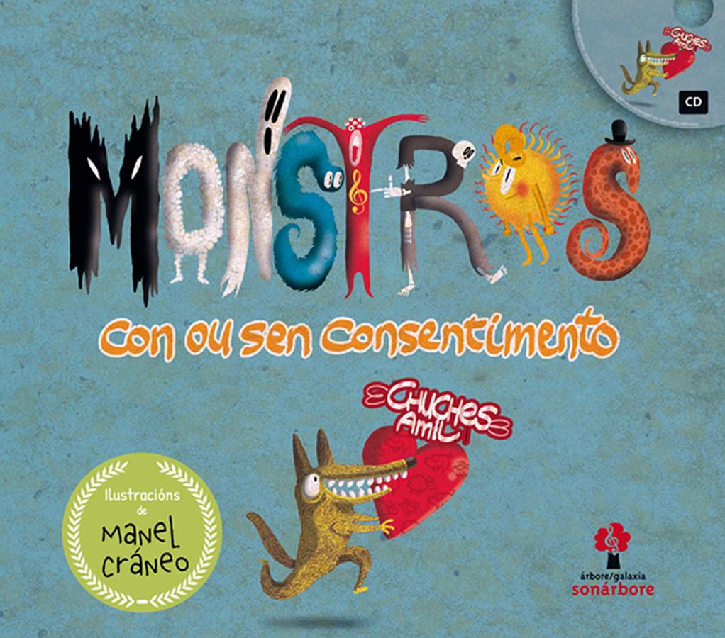 O libro-CD está ilustrado por Manel Cráneo e publicado por Galaxia