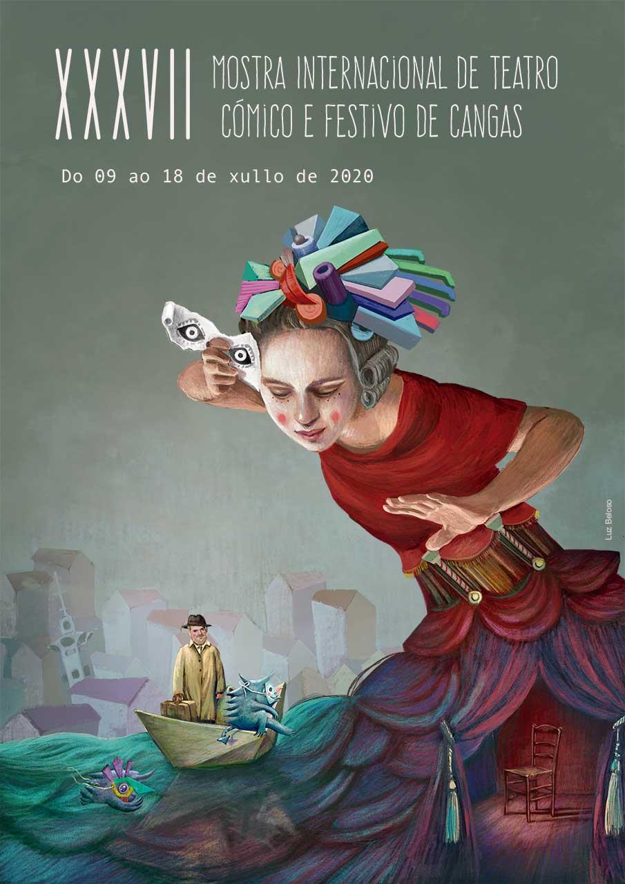 Quico Cadaval recibirá o premio Xiria e Mercedes Oliveira o Mulleres en Acción no transcurso do festival
