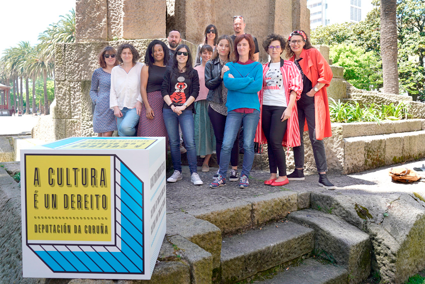 Hai menos do 15% de representación artística feminina nos festivais galegos