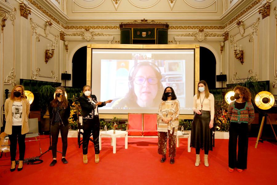 Os premios 'Mulleres no Foco' e as bolsas titorizadas 'Descúbre-as' apoian ao talento e a visibilidade das mulleres