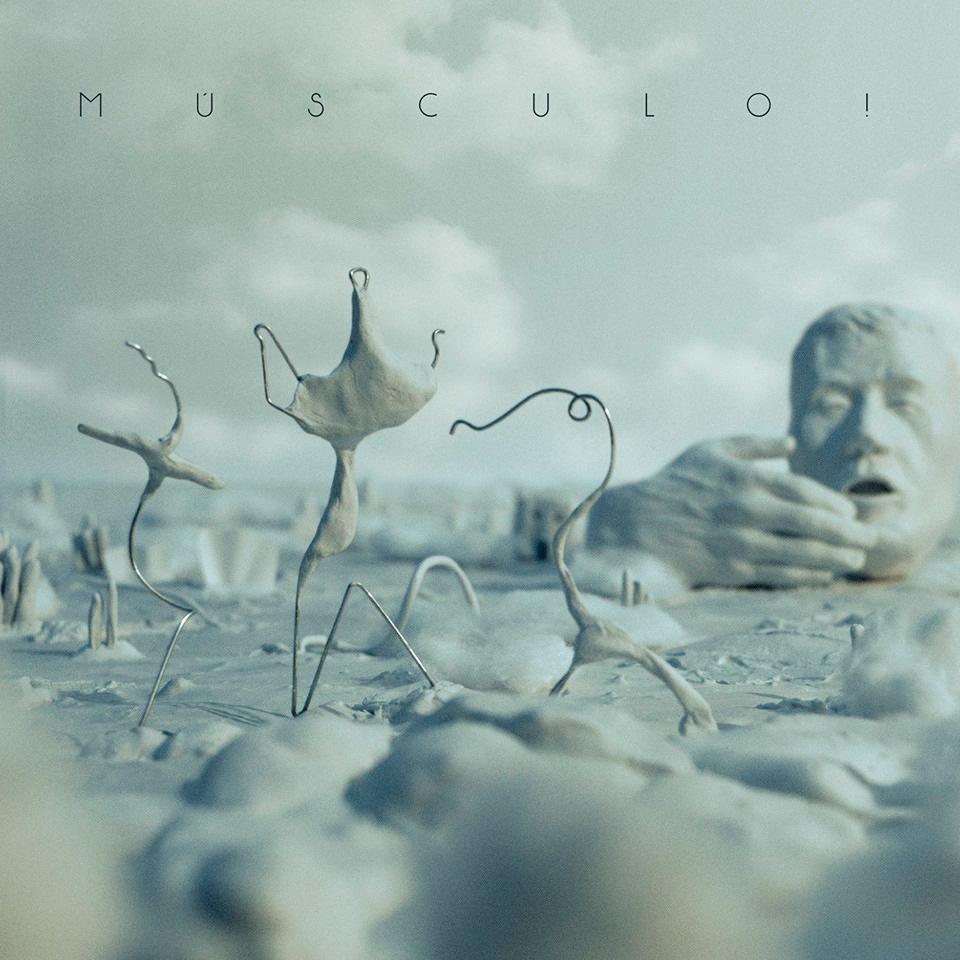 O grupo de música electrónica pon hoxe á venda o disco homónimo