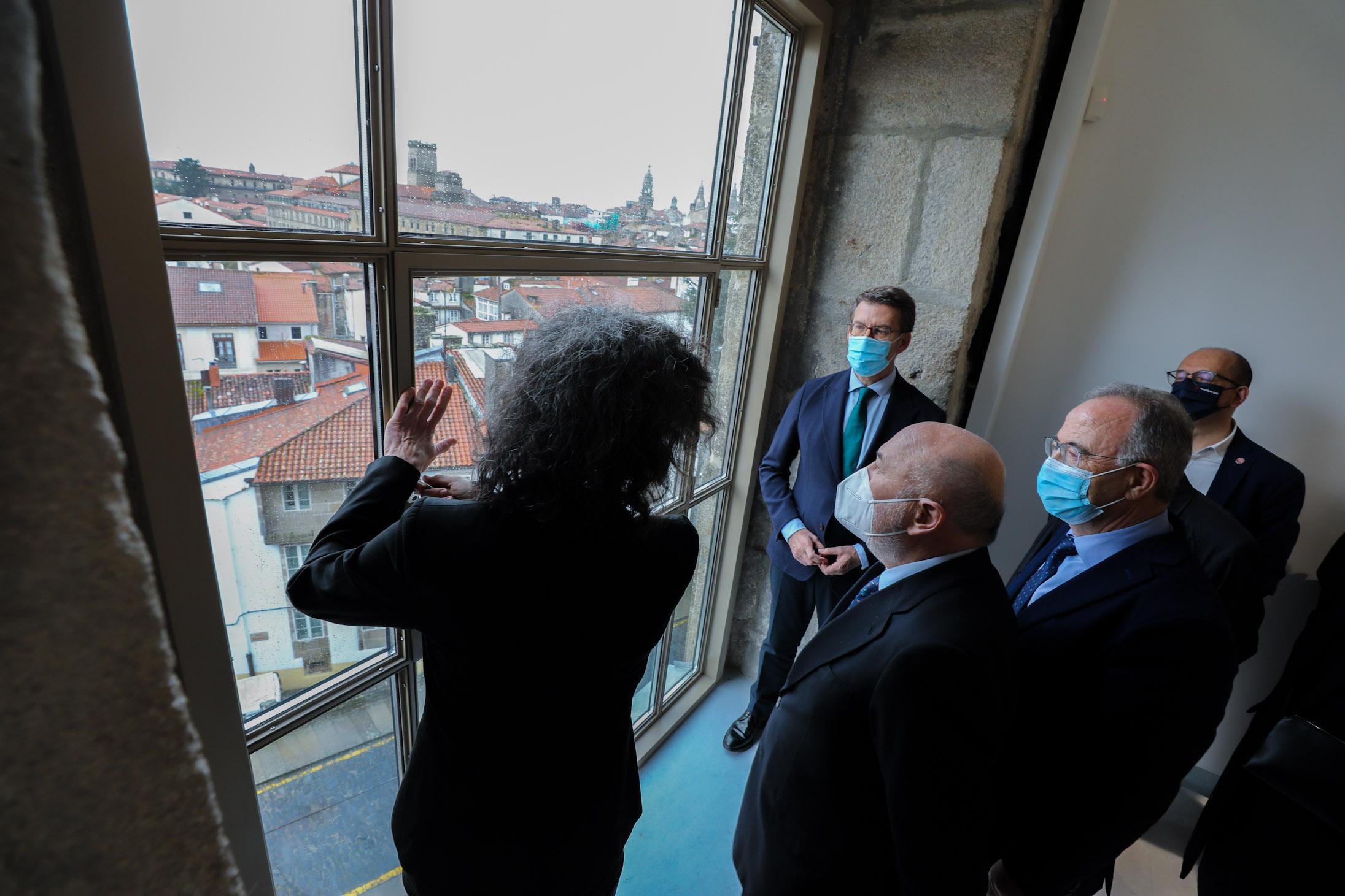 Onte presentouse a intervención que engade 1.600 metros cadrados para uso da institución