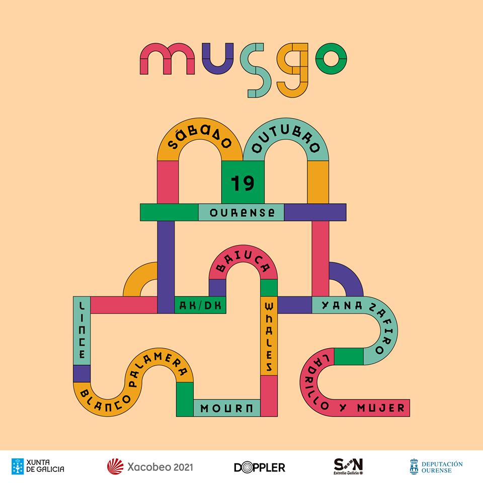 Oito concertos en Ourense presentan a primeira xeira do MUSGO