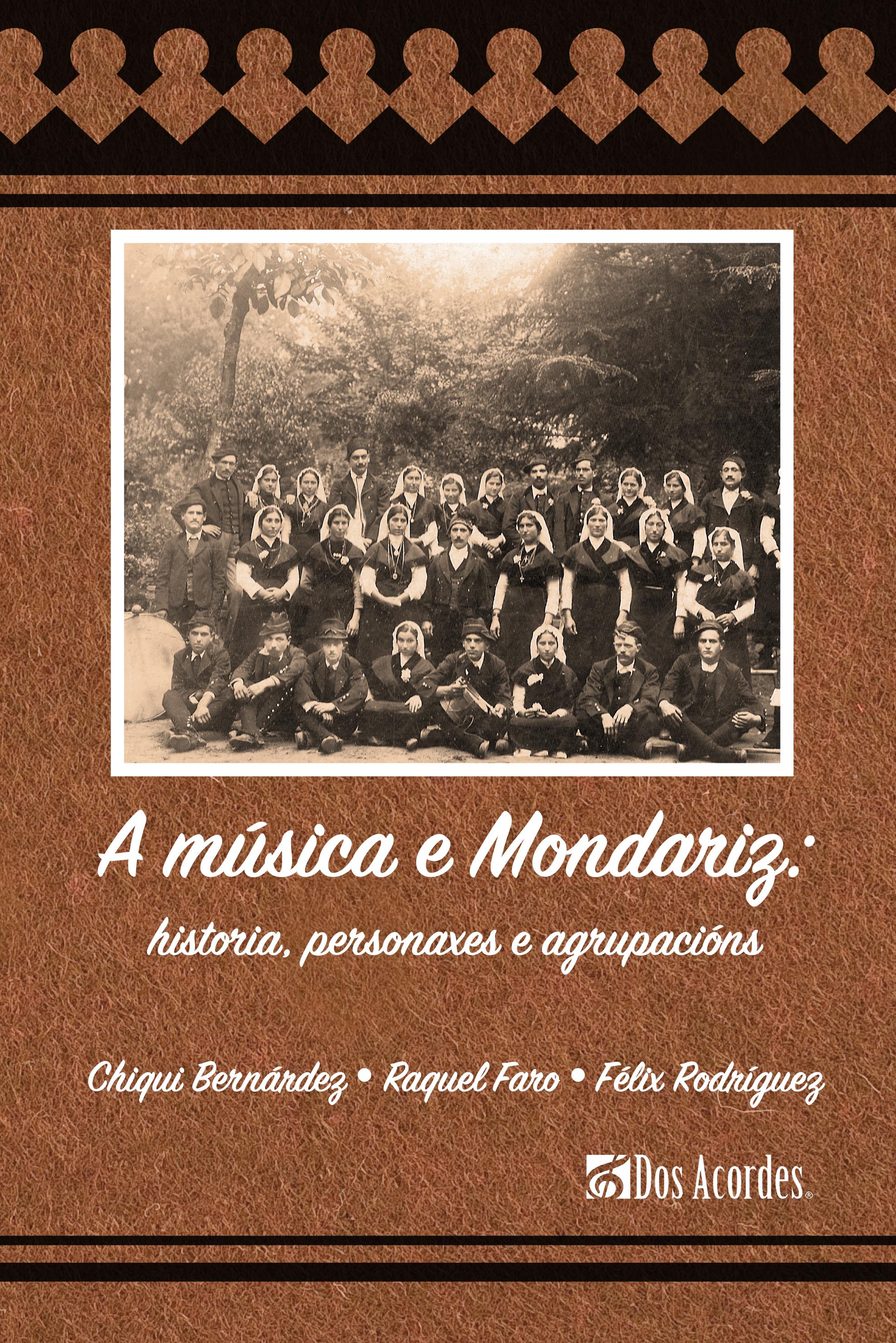 Dous libros recuperan os patrimonios musicais de Mondariz e de Ortigueira