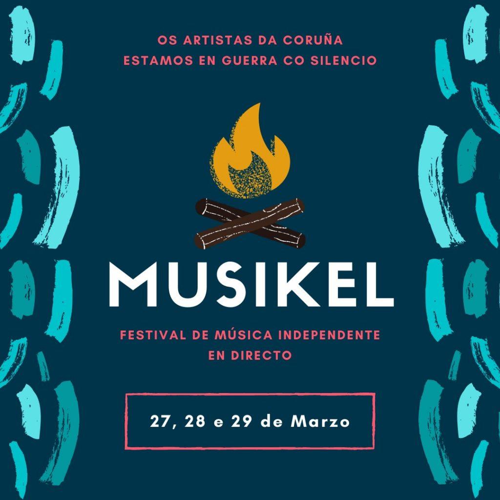 As dúas citas nas redes reunirán esta fin de semana artistas da escena galega