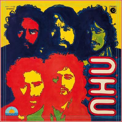 O disco de N.H.U,