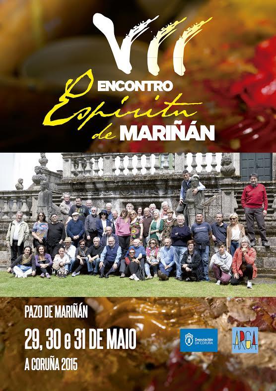 Os artistas plásticos reúnense en Mariñán