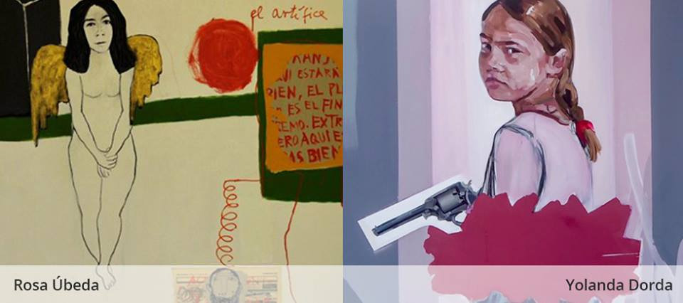 A mostra do Pazo de Cultura abre nova edición coa pontevedresa Rosa Úbeda e a barcelonesa Yolanda Dorda