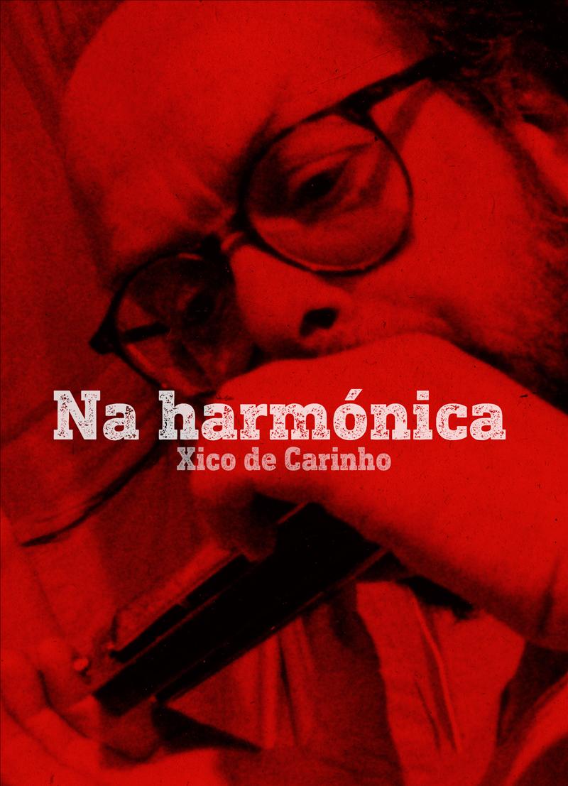 O veterano artista céntrase nese instrumento para interpretar o seu repertorio galego e luso-brasileiro