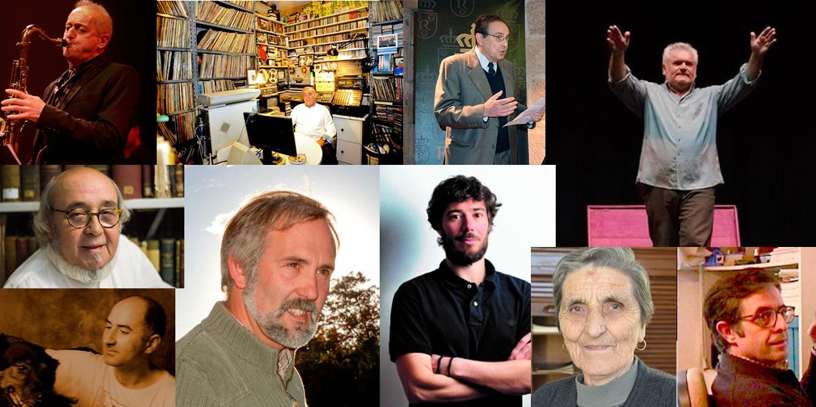 Repasamos a vida dos creadores e profesionais que morreron en 2019