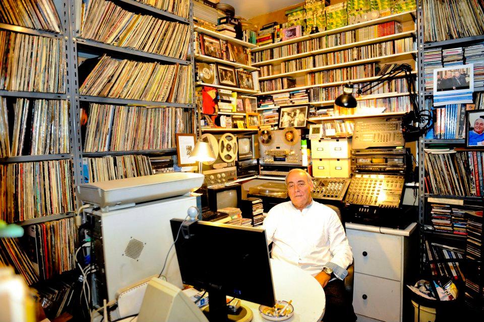 Foi promotor, produtor, picadiscos e crítico musical desde os anos 60.