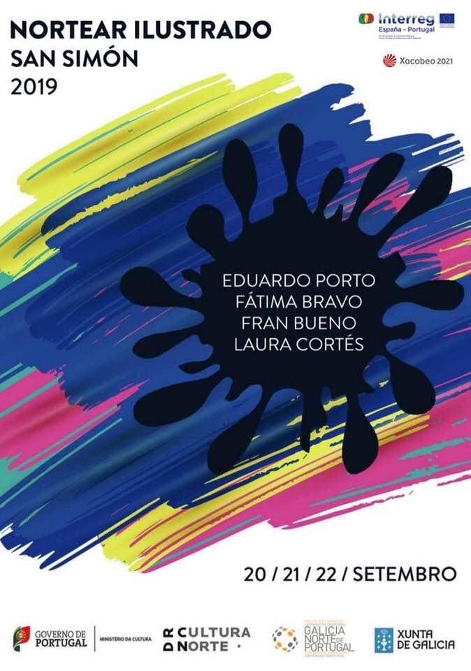 Eduardo Porto, Fátima Bravo, Fran Bueno e La Platanera participan desta iniciativa ata o día 22