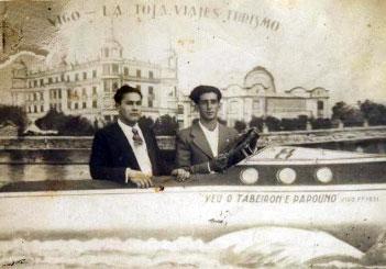 Un blog sobre o pasado de Vigo