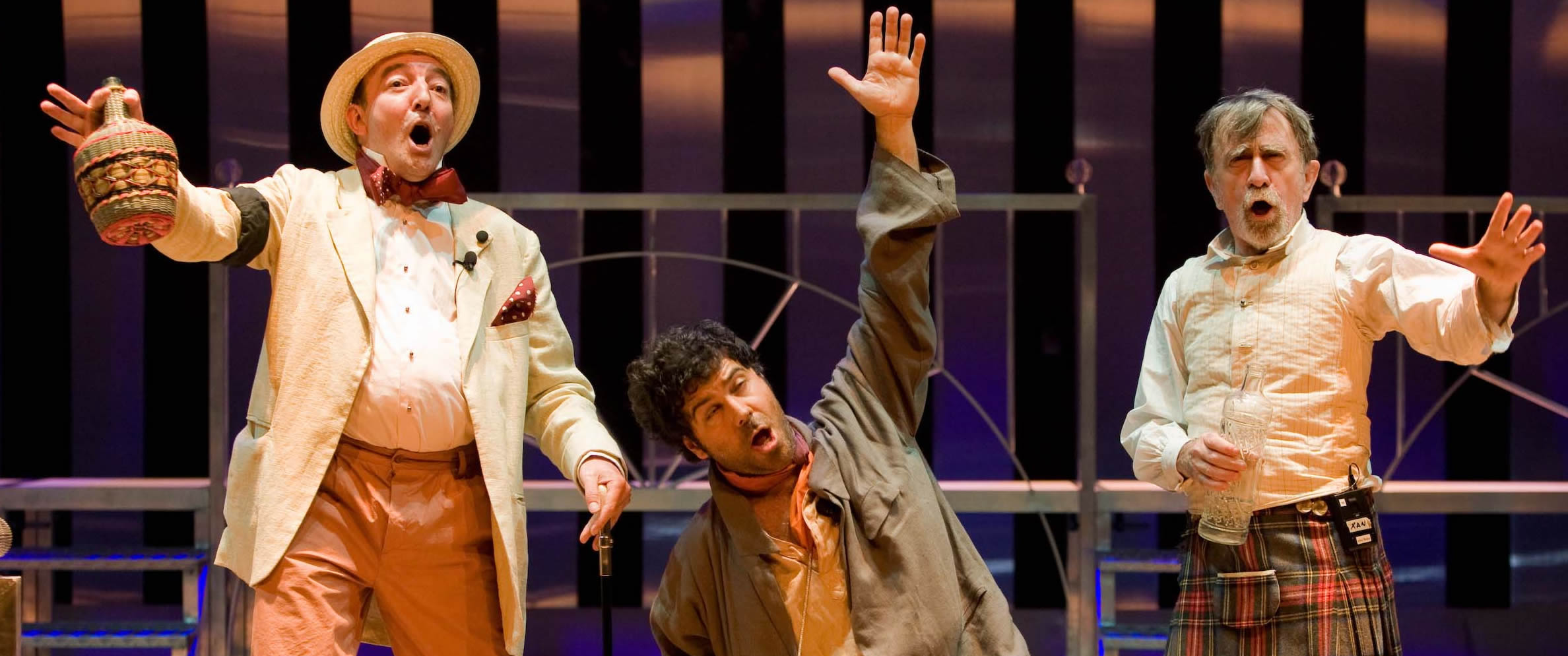 O CDG levará en castelán este éxito da tempada teatral galega