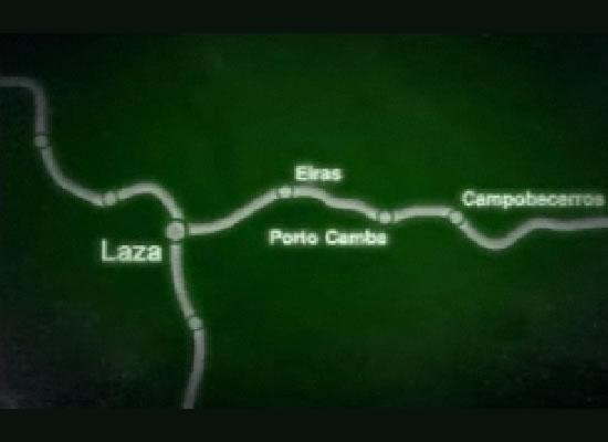 Unha serie audiovisual recupera os sete trazados xacobeos do Camiño de Santiago