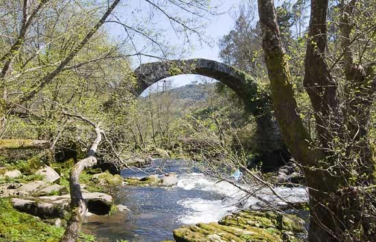 A reivindicación do Camiño do Ribeiro acumula probas históricas desta ruta de peregrinación