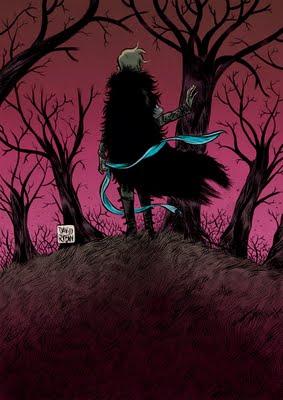 O ourensán publicará en outubro a súa adaptación de <i>El bosque de las ánimas</i>