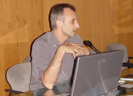 Miguel von Hafe chega ao CGAC nun momento de cambios