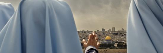 <i>Regreso á orixe. Xerusalén, Roma, Santiago. Unha viaxe contemporánea</i> amosa fotografías e un video