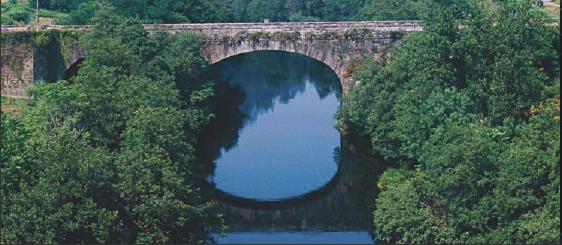 A variante galega da Vía da Prata amósase como unha das rutas de peregrinación máis asentadas