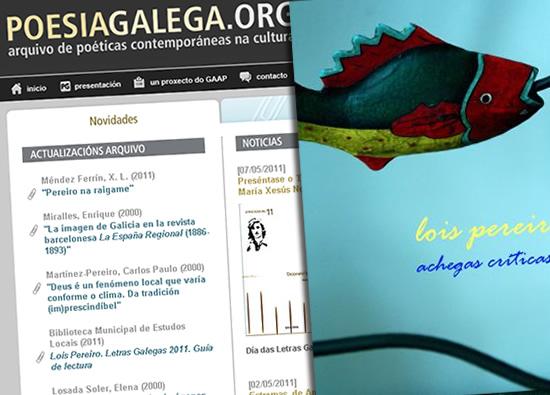 Poesiagalega.org presenta un detallado dosier de contidos sobre o homenaxeado no Día das Letras