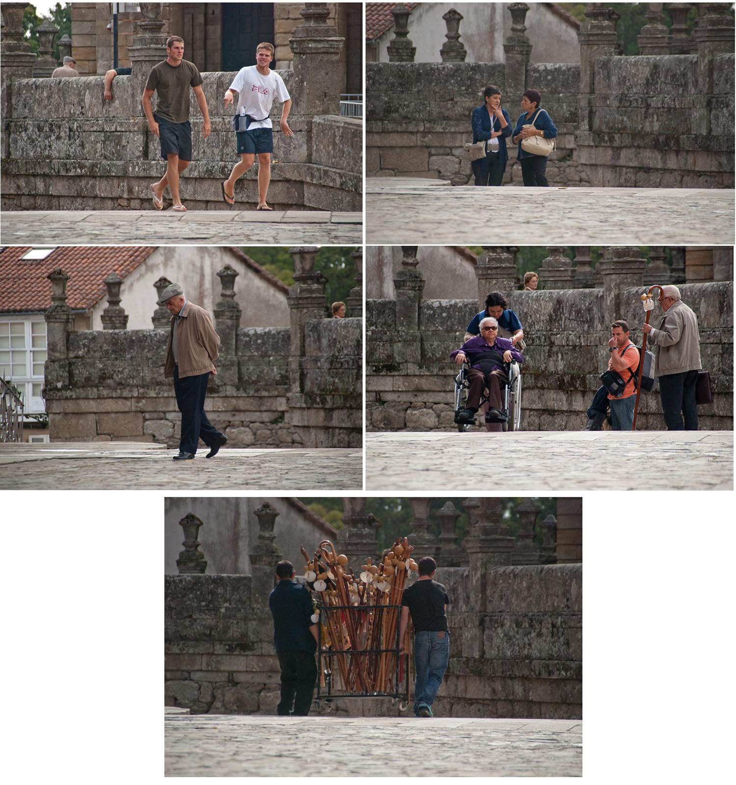 <i>Serie 800 anos</i>. Menci�n especial. Fotos: �lex Braga�a