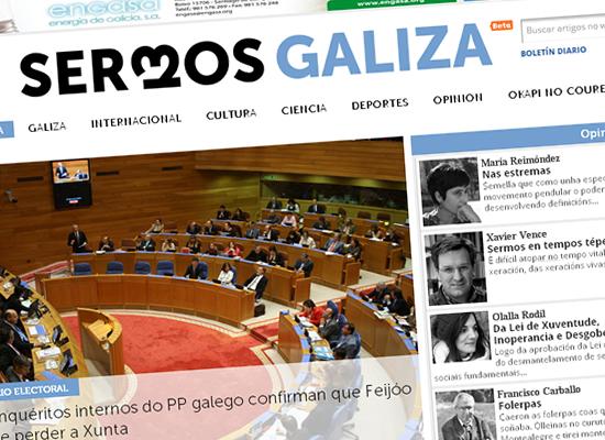 O novo medio de comunicación abre web e prepara a edición en papel para o 17 de maio