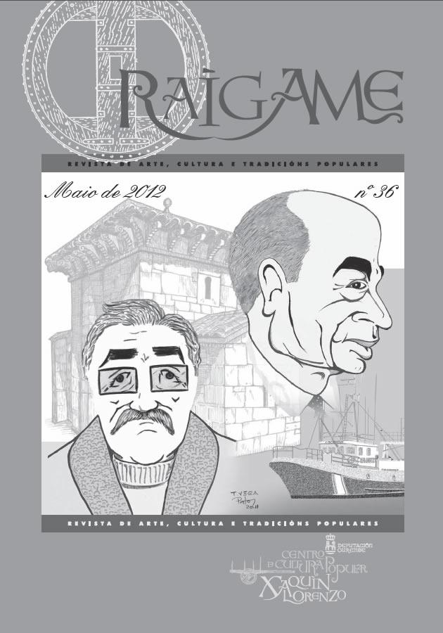 A revista está editada polo Centro de Cultura Popular Xaquín Lorenzo