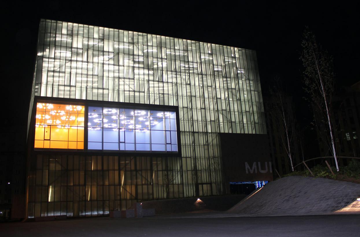 O Museo Nacional de Ciencia e Tecnoloxía abre a súa sede na Coruña