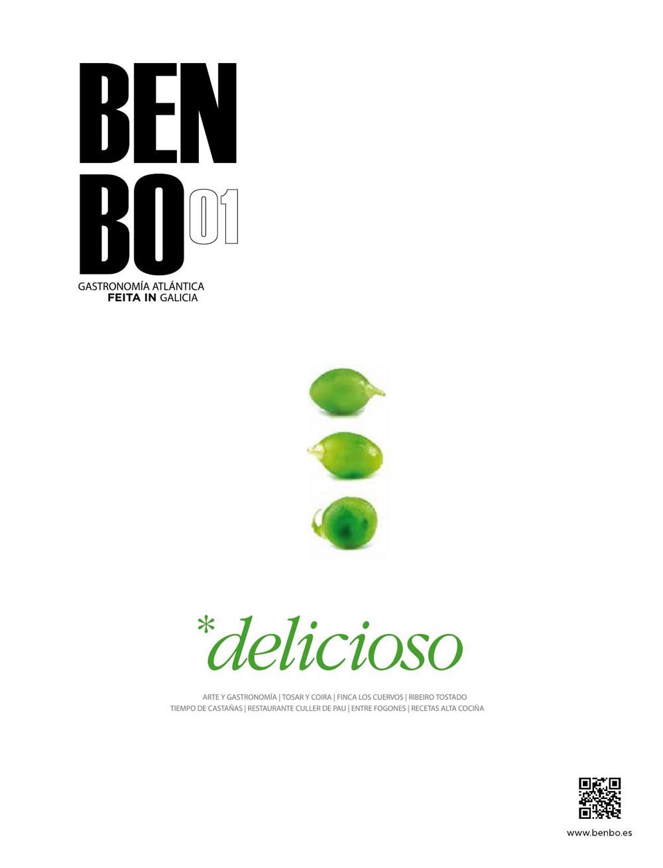 A nova revista está especialializada en gastronomía atlántica
