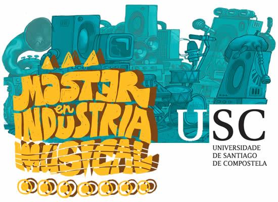 A Universidade de Santiago presenta o primeiro Máster en Industria Musical do país