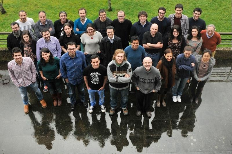 A canteira da USC participa no proxecto máis ambicioso da física contemporánea