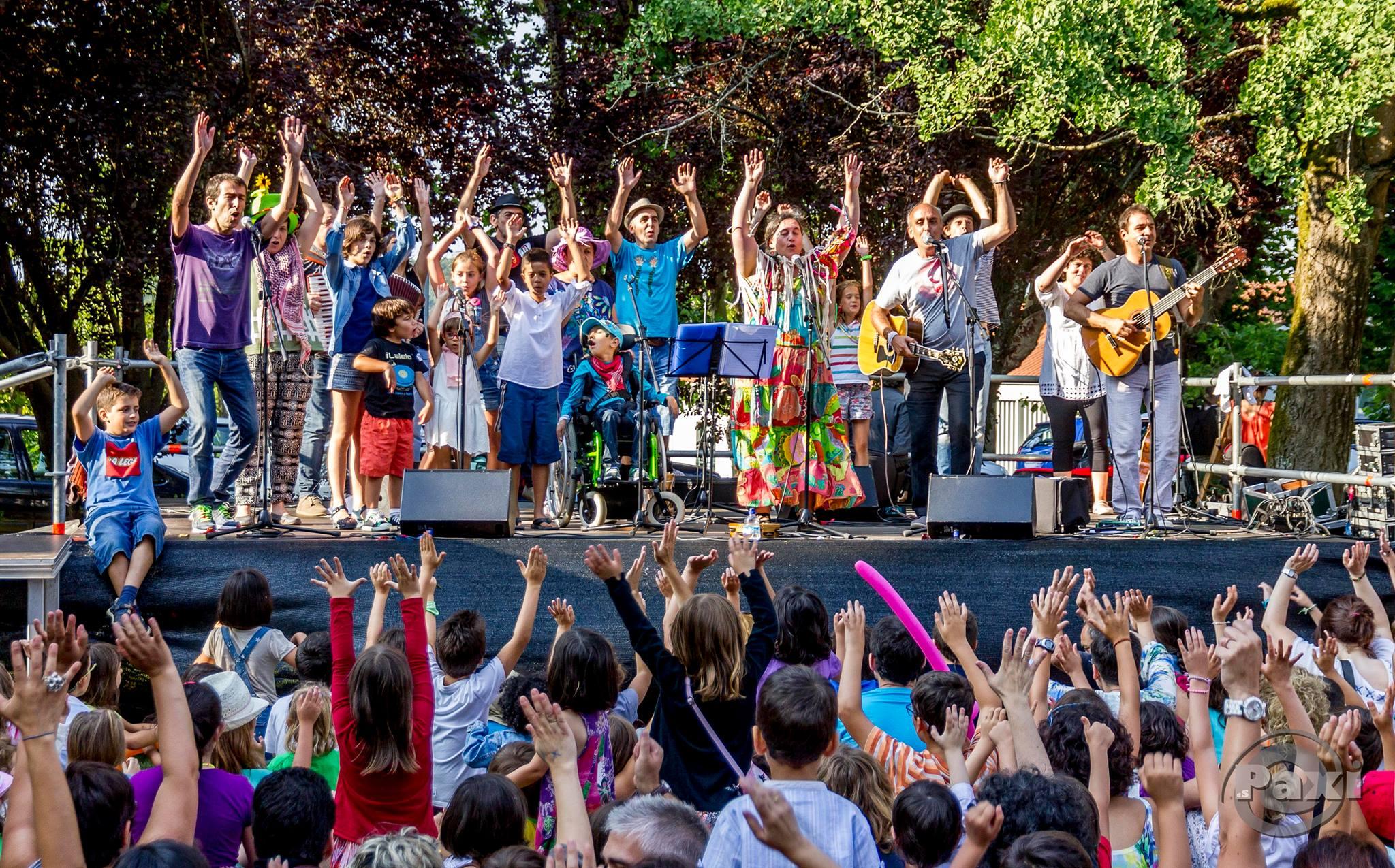 Analizamos o panorama musical para crianzas, un dos sectores máis dinámicos da nosa cultura