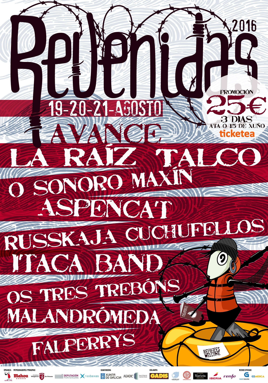 Celebrarase en Vilaxoán (Vilagarcía de Arousa) entre o 19 e o 21 de agosto