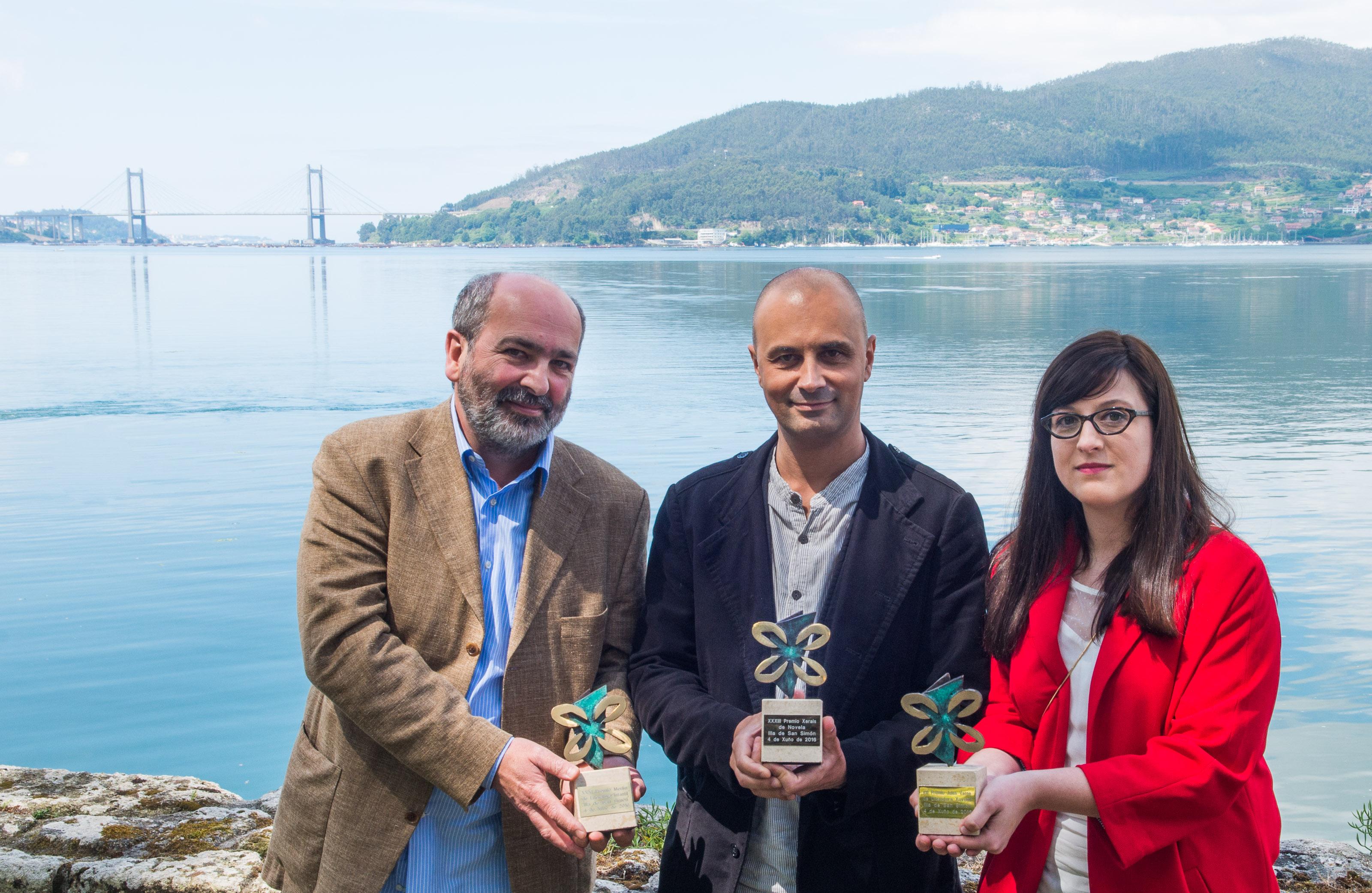 O sábado falláronse os premios na Illa de San Simón