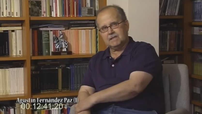 Publicamos unha entrevista inédita ao gran escritor