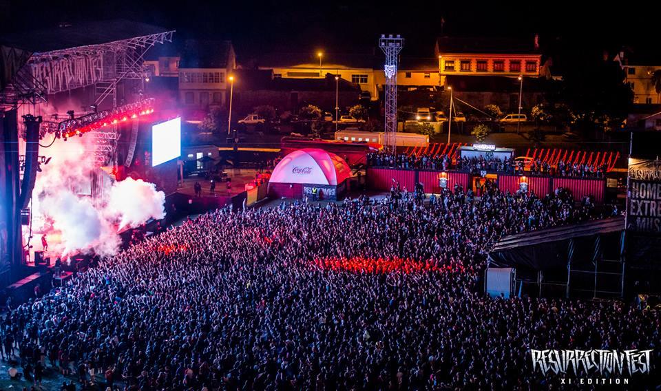 Resurrection Fest podería deixar Viveiro ante a especulación co aloxamento
